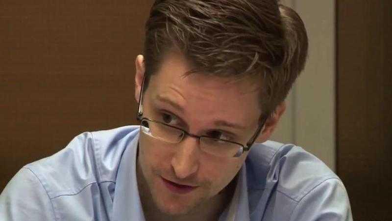 Snowden bei Geheimtreffen