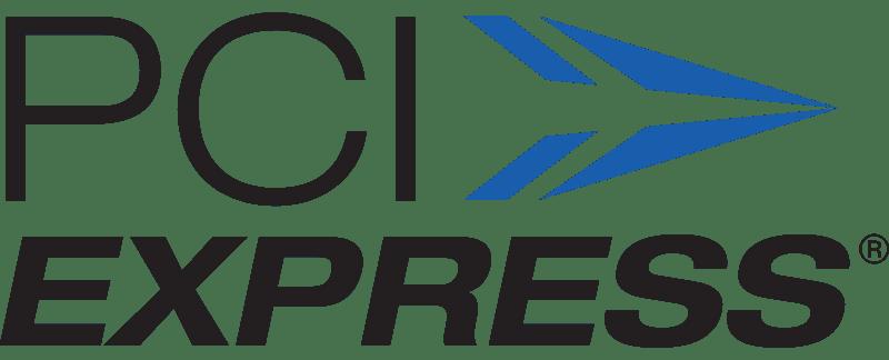 Das offizielle PCI-Express-Logo der PCI-SIG