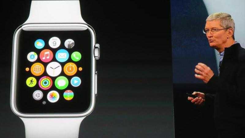 Präsentation Apple Watch