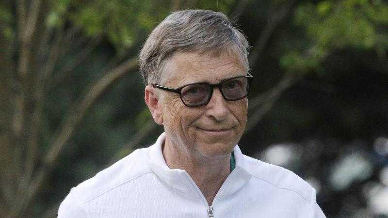 Bill Gates fordert größere Anstrengungen zur Ausrottung von Aids