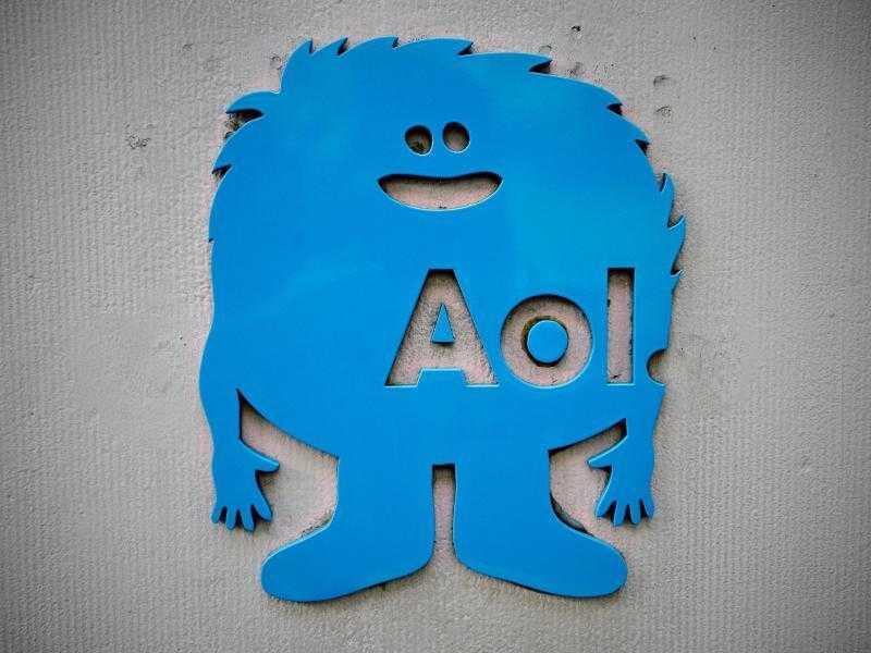 AOL-Maskottchen