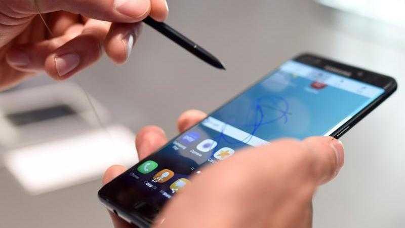 Smartphone Galaxy Note 7