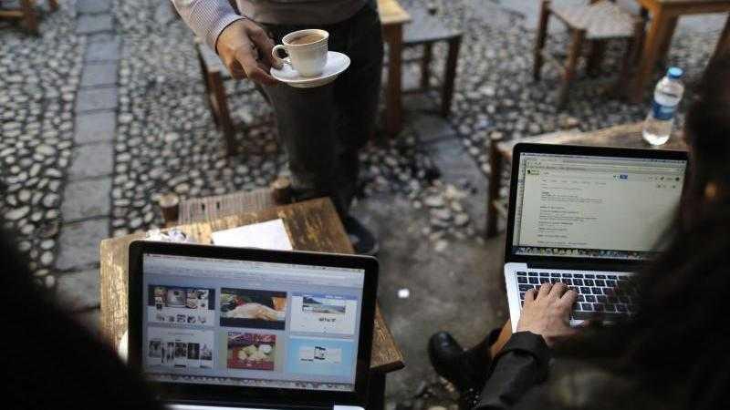 Internet in der Türkei