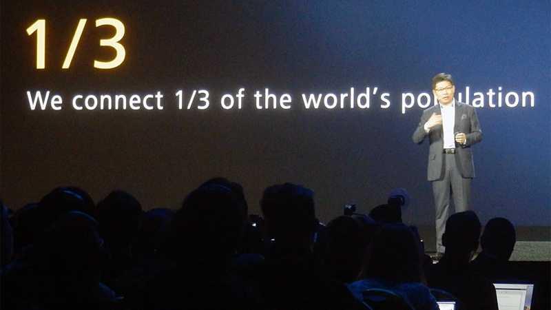 Huawei: Der große Tag des Herrn Yu