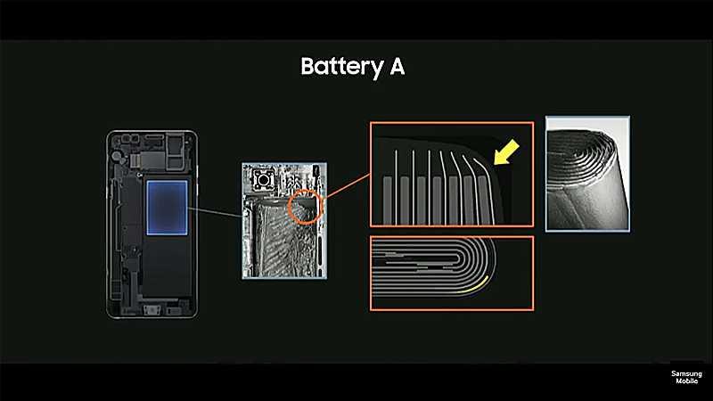 Galaxy Note 7: Wie es zum Kurzschluss kam und was jetzt geschieht