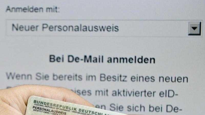 Telekom De-Mail