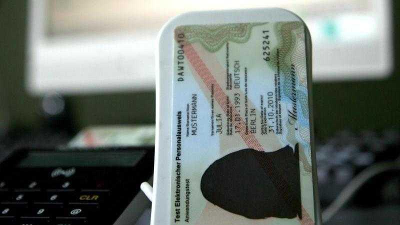 Elektronischer Personalausweis