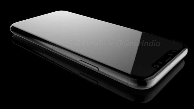 """Neue """"iPhone 8""""-Bilder: Kameraleiste vorne und kein Fingerabdrucksensor hinten"""