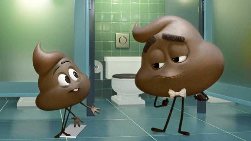Emoji – Der Film: Meh meh meh poop