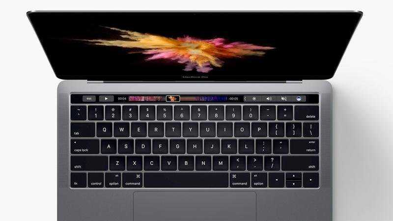 Ex-Apple-Entwickler kritisiert Touch Bar beim MacBook Pro