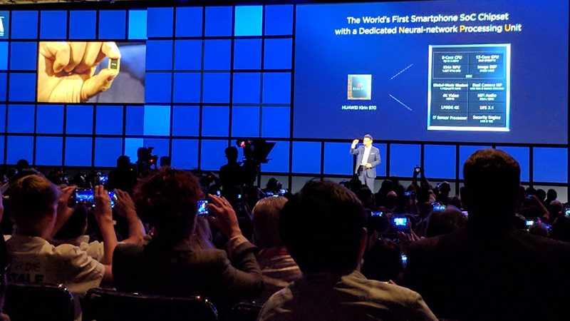Kirin 970: Huaweis neuer Smartphone-Chip mit KI-Prozessor