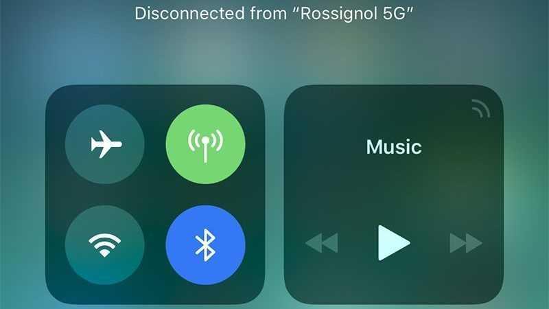Netzbürgerrechtler: Apples neuer Bluetooth- und WLAN-Schalter schlecht für Sicherheit