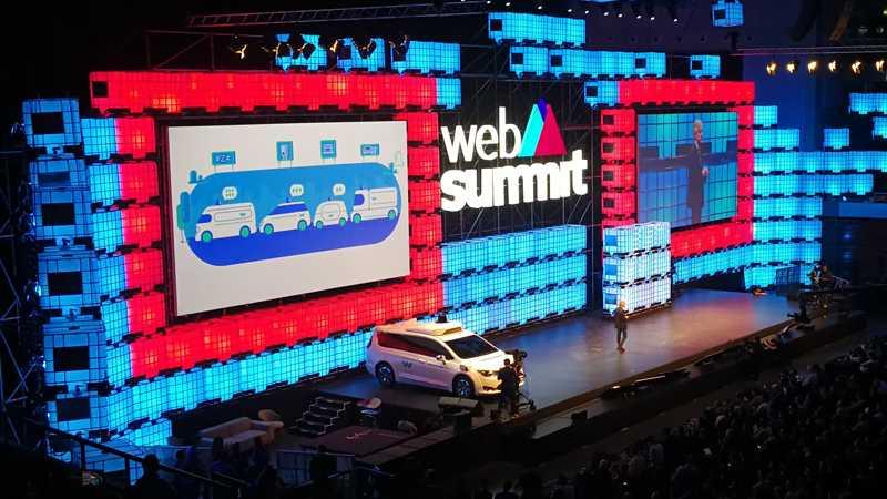 Web Summit 2017: Waymo bringt vollautonome Autos auf die Straßen von Phoenix