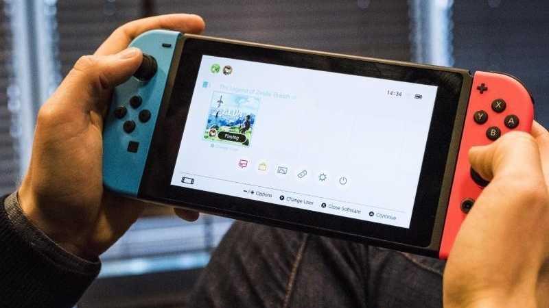 Hacker lassen Homebrew-Code auf Nintendos Switch laufen