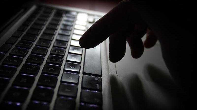 An der Tastatur