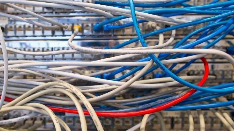 Serverschrank