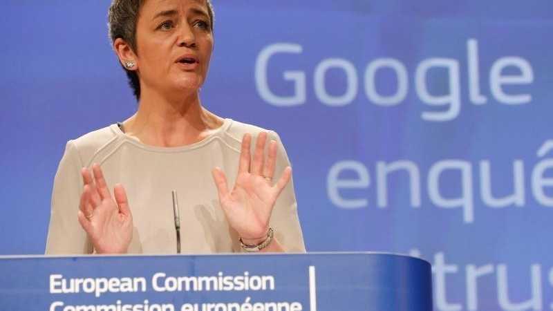 EU-Kommissarin Vestager
