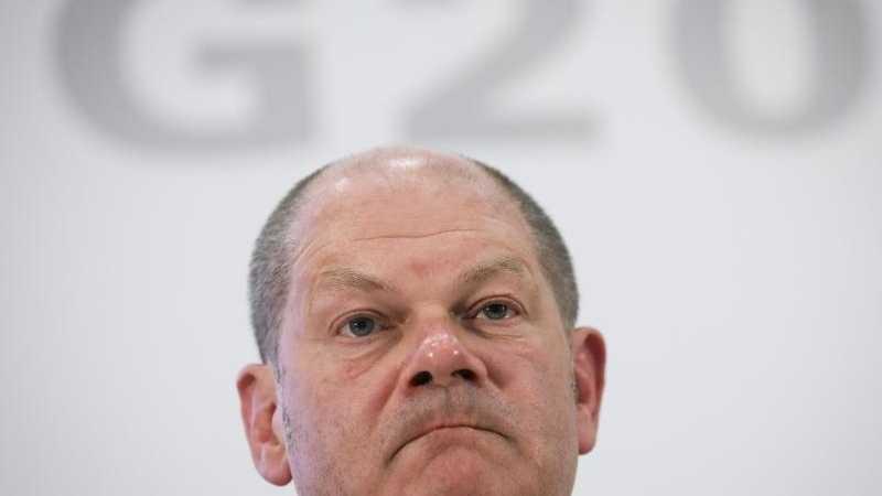 Olaf Scholz - G20