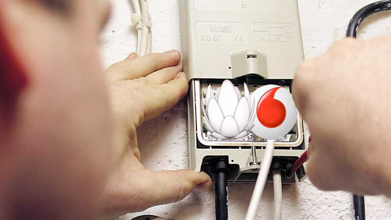 Kabel-Fusion: Vodafone und Liberty Global offenbar kurz vor Einigung