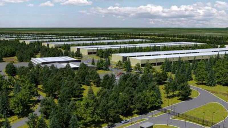 Apple gibt Bau seines irischen Rechenzentrums auf