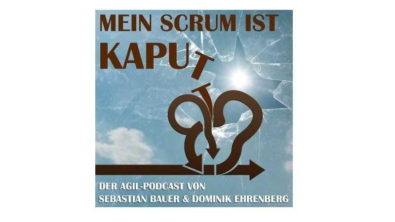 """Podcast: """"Mein Scrum ist kaputt"""" jetzt auf heise Developer"""