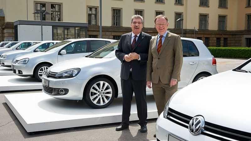 Abgas-Skandal: VW-Anteilseigner Niedersachsen hat Milliardenbußgeld erhalten