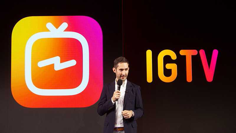 Videoplattform IGTV: Instagram attackiert YouTube