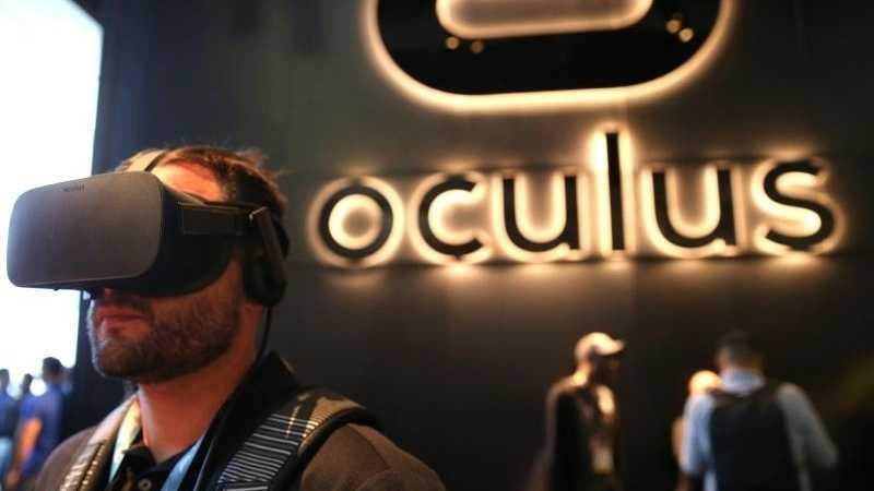 VR-Brillen von Facebook-Firma Oculus