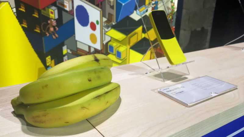 Matrix-Handy reloaded: Das Nokia 8110 ist da