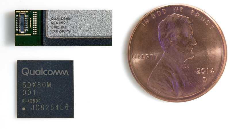 Qualcomm ergänzt 5G-Modem mit passenden Antennenmodulen