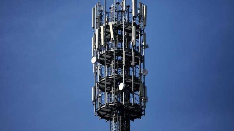 Mobilfunk-Masten