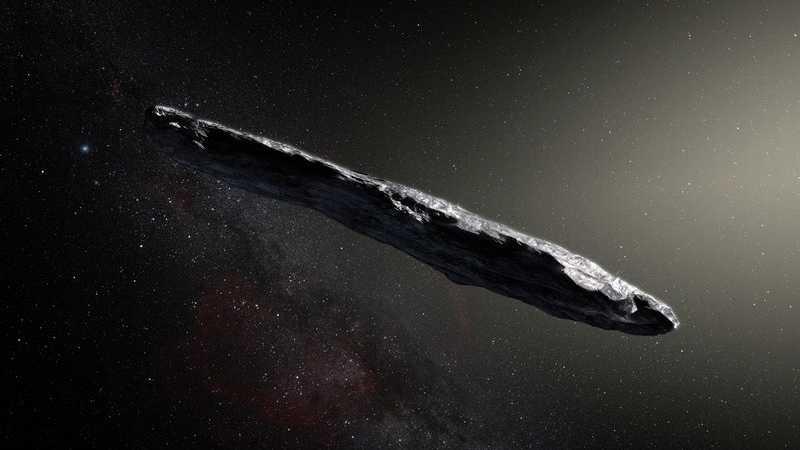 ʻOumuamua: Vier mögliche Heimatsterne des interstellaren Kometen identifiziert