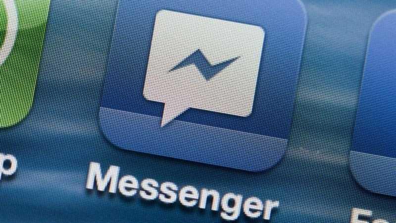 Facebooks Kurzmitteilungsdienst Messenger