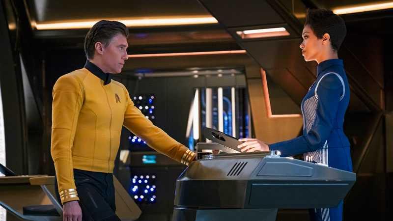 Star Trek Discovery: Zweite Staffel startet mit Kino-Bombast