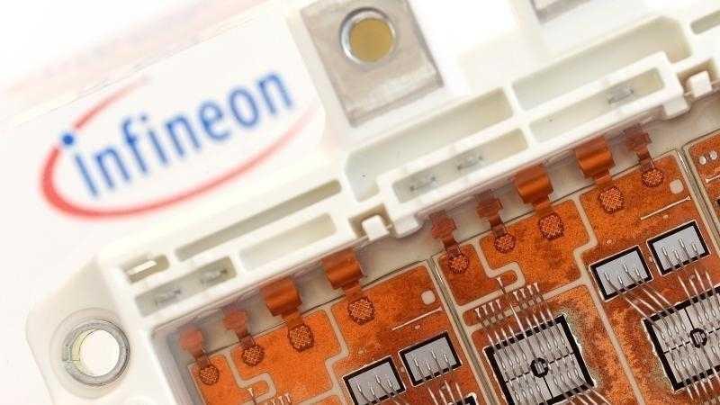 Infineon verzeichnet Ergebnisrückgang