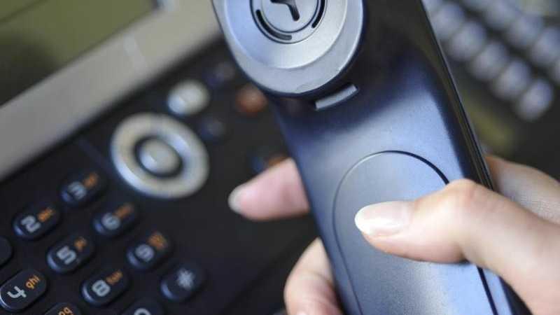 Telefon-Warteschleife