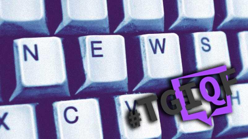 #TGIQF – New-Quiz: Schwarzes Loch, Assange in Haft und Gedöns