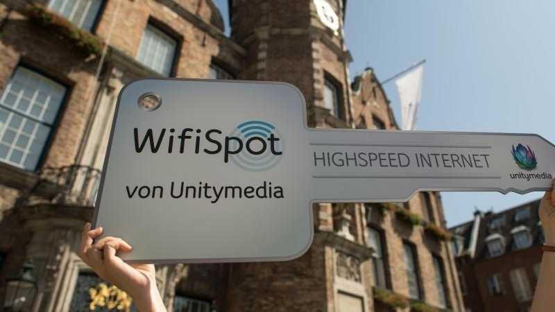 WiFi von Unitymedia