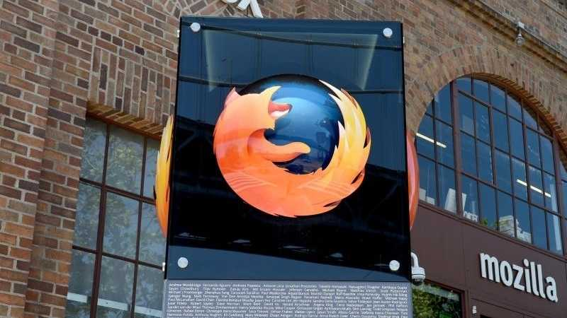 Mozilla-Zentrale in San Francisco