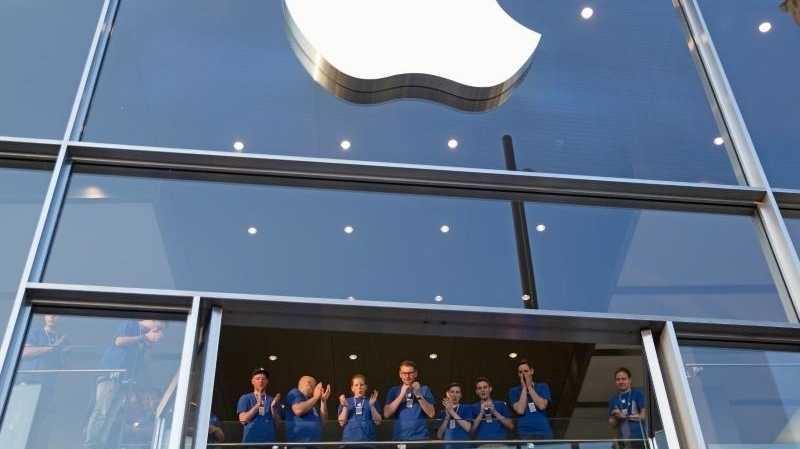 Kritik an Apples Ladenkonzept: Verkauf ist nur noch Randgeschäft