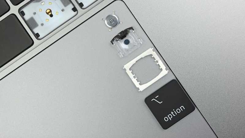 """MacBook-Pro-2019-Tastatur: Was Apple mit """"neuen Materialien"""" meint"""