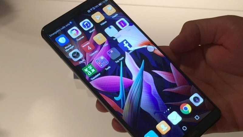 Huawei Smartphone «Mate 10 Pro