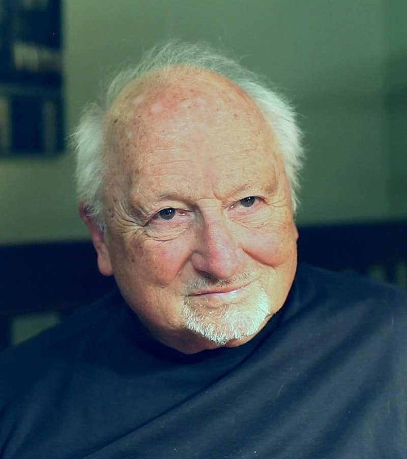 Chipentwickler Chuck Peddle, geboren 1937 in Bangor, Maine