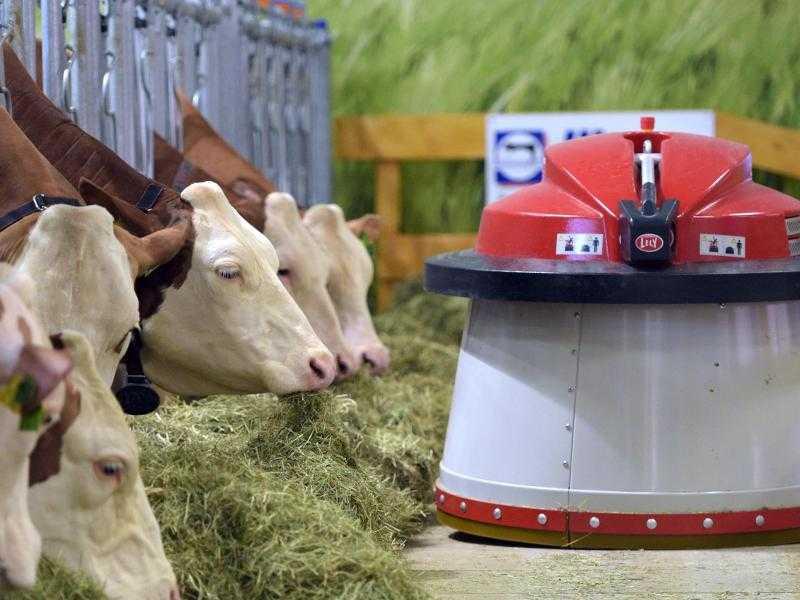 Landtechnik-Messe Agritechnica zeigt KI und Robotik auf dem Feld