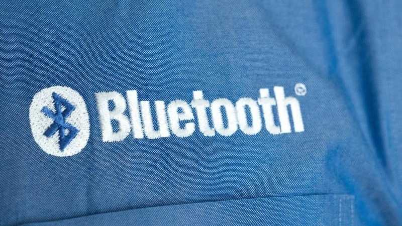 Technik-Messe CES - Bluetooth