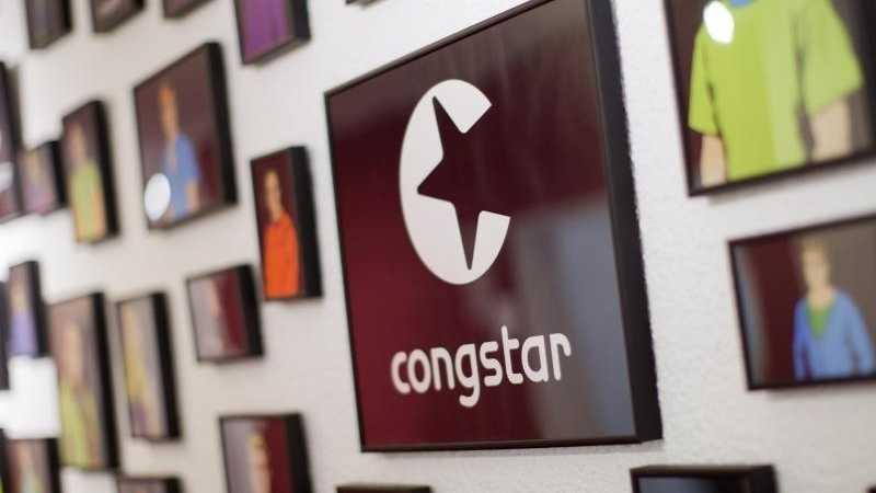 Congstar - Logo