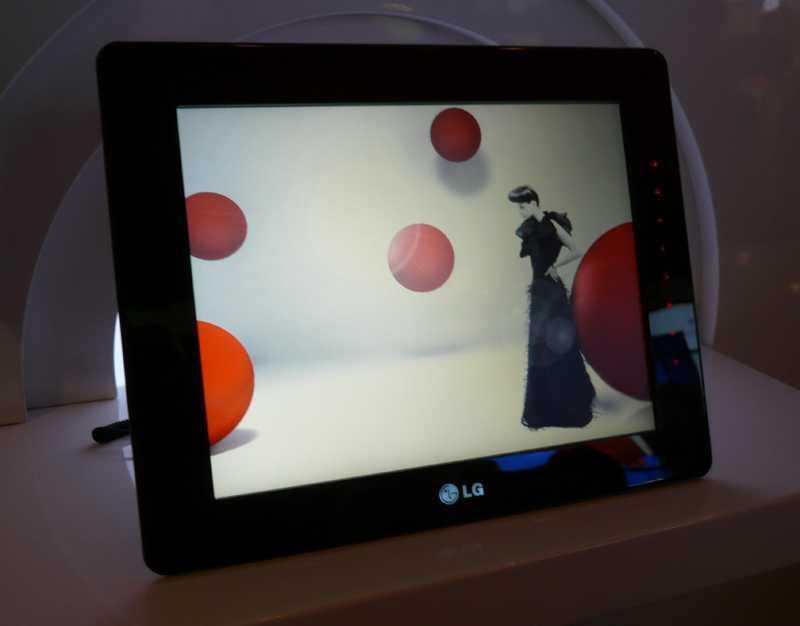 Zimmer-Zierrat: Digitale Bilderrahmen überall | c\'t Fotografie
