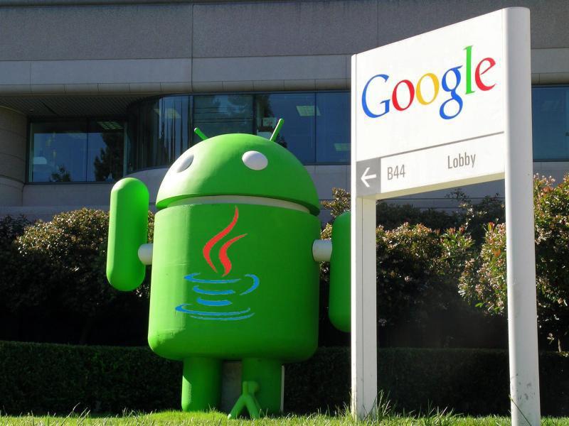 Die Nutzung von Java-APIs in Android bleibt umstritten.