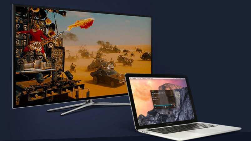 Beamer 3 streamt Videos auf Apple TV 2 bis 4