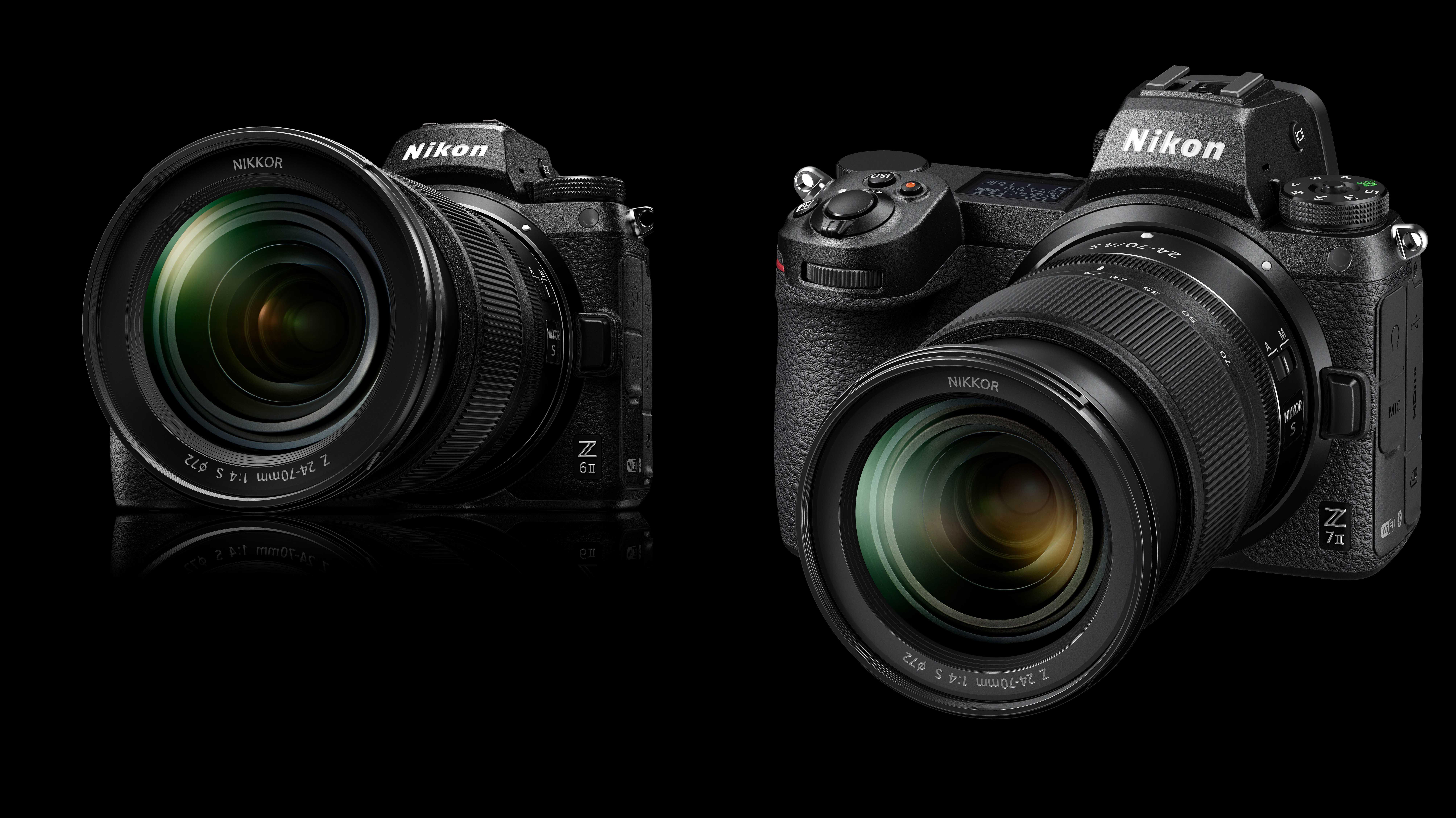 Schneller und mit verbesserten Video-Funktionen: Nikon bringt Nachfolger für Z 6 und Z 7